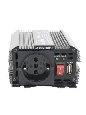 Invertor de tensiune AlcaPower by President 150W 12V-230V