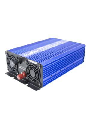 Invertor de tensiune AlcaPower by President 1500W 12V-230V Sinus Pur