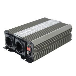 Invertor de tensiune AlcaPower by President 1000W 12V-230V